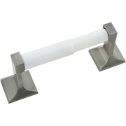 CHELSEA PAPER HOLDER-Satin Nickel
