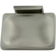 CHELSEA/DUNHILL SOAP HOLDER-Satin Nickel