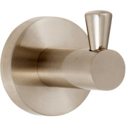 HOLLYWOOD ROBE HOOK-Satin Nickel