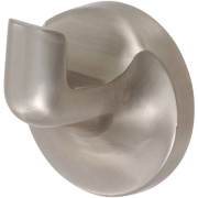 PORTMAN ROBE HOOK-Satin Nickel