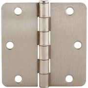 3 1/2 x 1/4 RESIDENTIAL PB-Satin Nickel