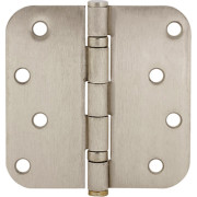 4 x 5/8 RESIDENTIAL BB-Satin Nickel