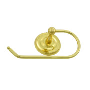 STRATFORD EURO HOLDER-Polished Brass
