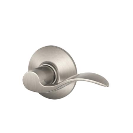 Plymouth Handleset Satin Nickel By Schlage Unhinge