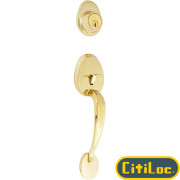 CORNELL-Polished Brass