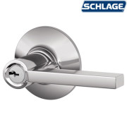 Latitude Polished Chrome Entry