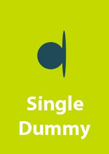 SINGLE DUMMY