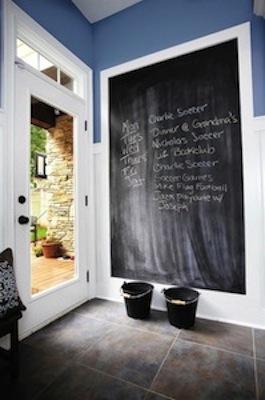 entryway-chalkboard