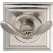 AUSTIN ROBE HOOK-Satin Nickel