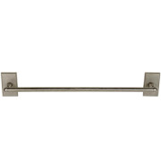 SANDCAST TOWEL BAR SET SQ-Aged Pewter