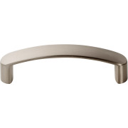 3.78 Contemporary Arched-Bar Pull NICKEL