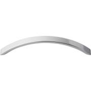 Contemporary Arched-Bridge Pull CHROME
